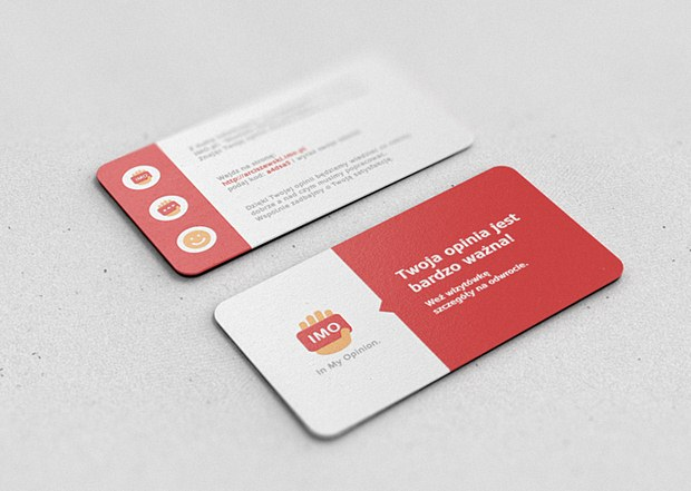 Beautiful Collection of Business Cards Design Inspiration 4