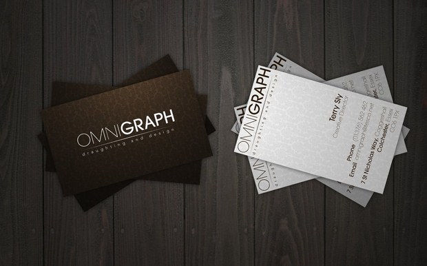 Beautiful Collection of Business Cards Design Inspiration 9