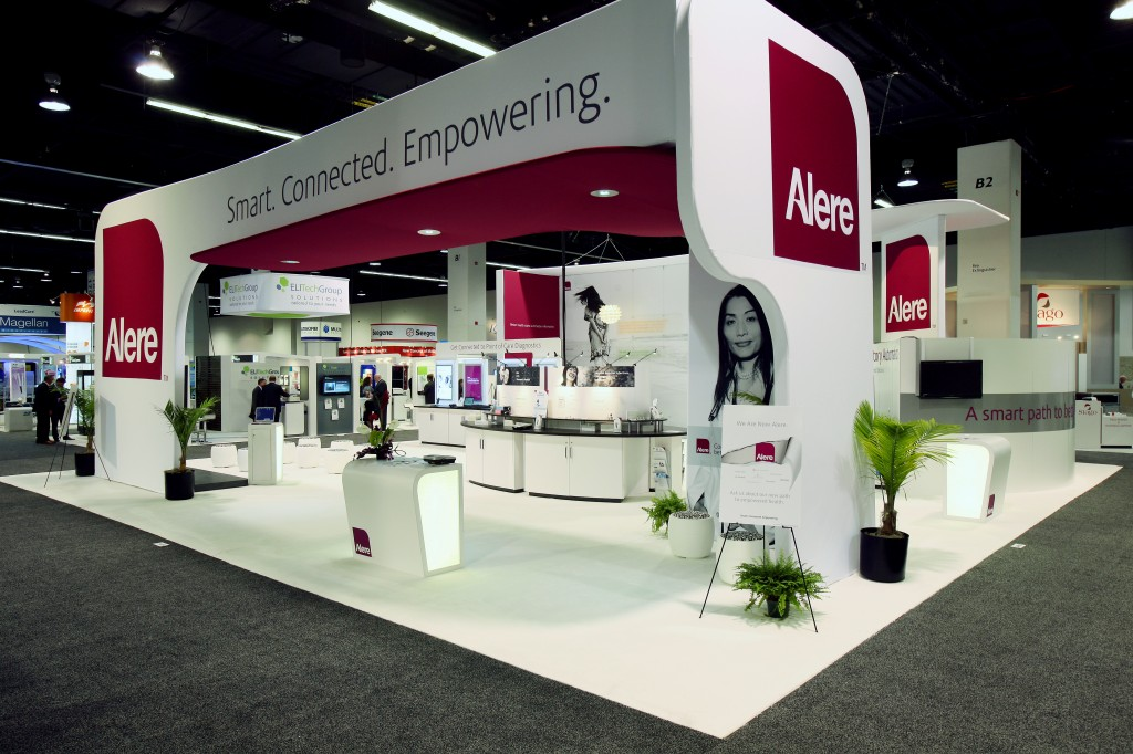 Exhibition Booth In : Top trade show booths of