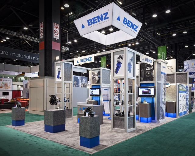 Top Trade Show Booths of 2012 2