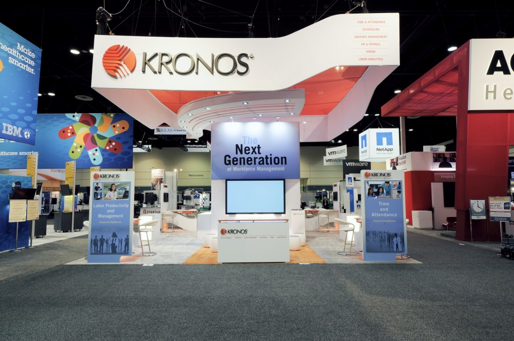 Top Trade Show Booths of 2012 1