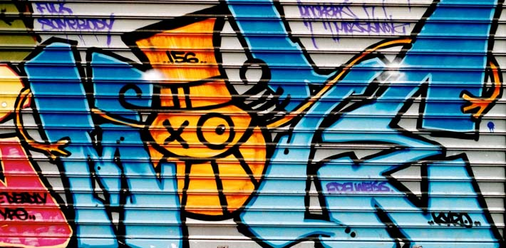 Curious Street Art From The Streets of Paris 1