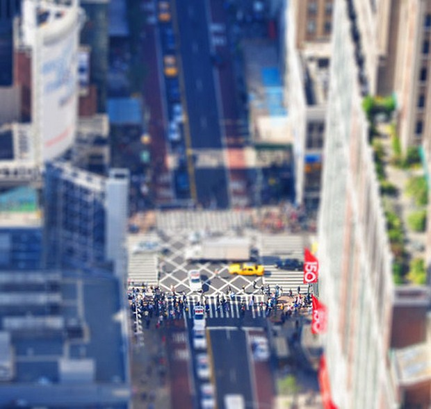 25+ Most Beautiful & Inspiring Collection of Tilt Shift Photography 42