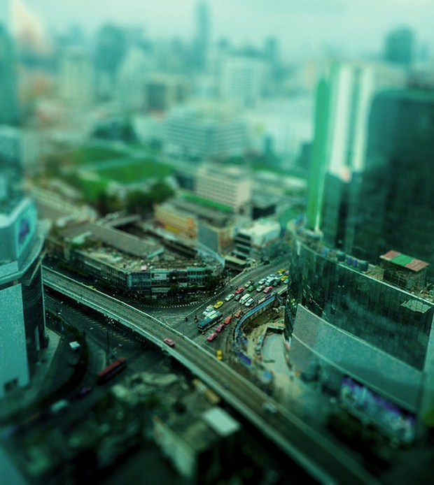 25+ Most Beautiful & Inspiring Collection of Tilt Shift Photography 47