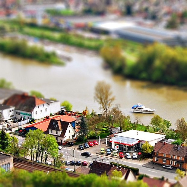 25+ Most Beautiful & Inspiring Collection of Tilt Shift Photography 48