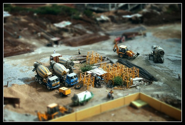 25+ Most Beautiful & Inspiring Collection of Tilt Shift Photography 49