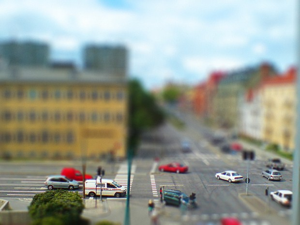 25+ Most Beautiful & Inspiring Collection of Tilt Shift Photography 52