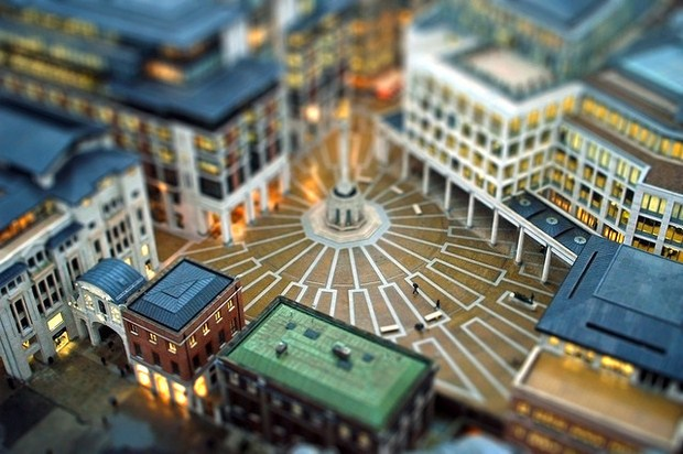 25+ Most Beautiful & Inspiring Collection of Tilt Shift Photography 56