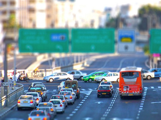 25+ Most Beautiful & Inspiring Collection of Tilt Shift Photography 57