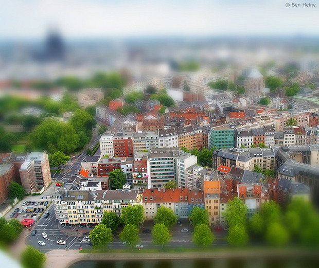 25+ Most Beautiful & Inspiring Collection of Tilt Shift Photography 62