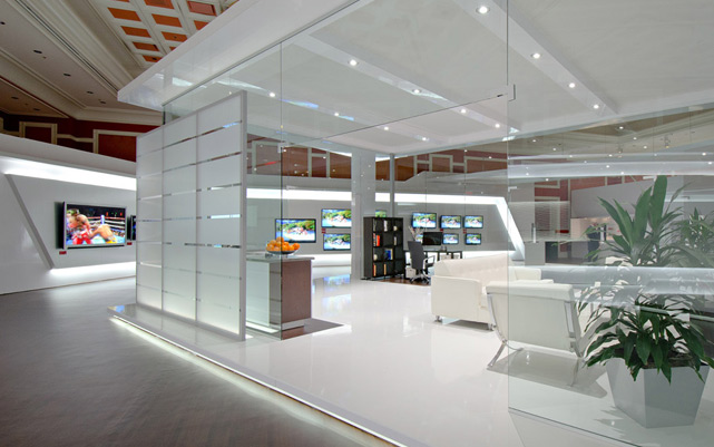 Top Trade Show Booths of 2012 5