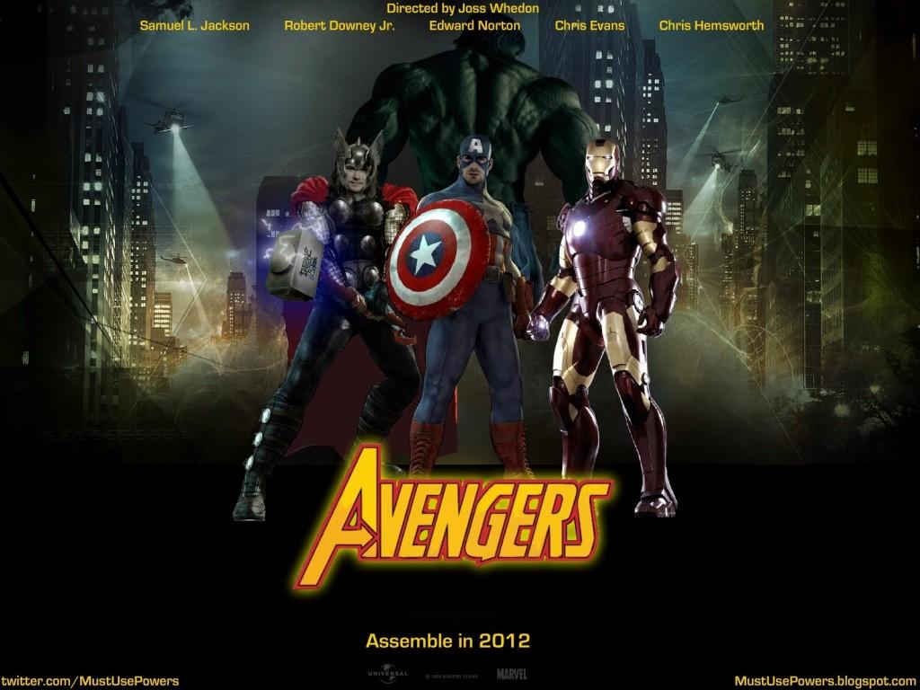Creative & Alternative Marvel Comic Movie Posters 38