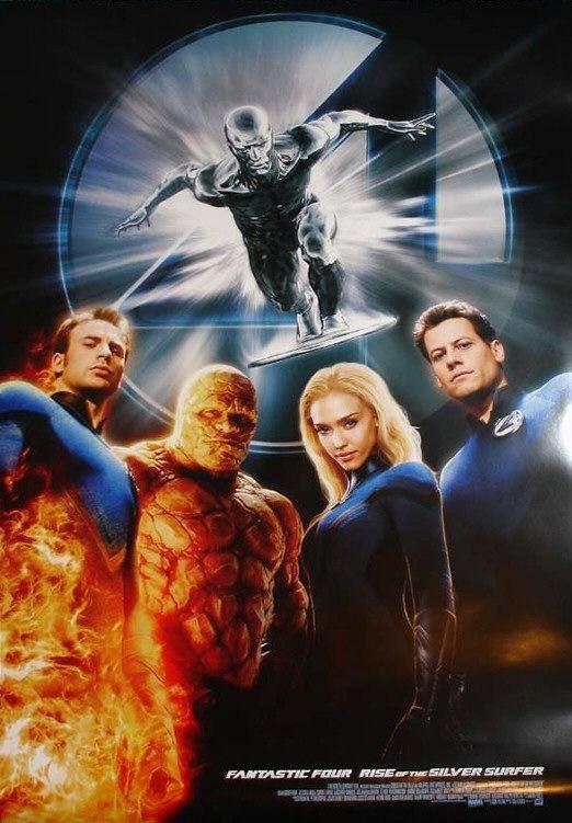 Creative & Alternative Marvel Comic Movie Posters 45