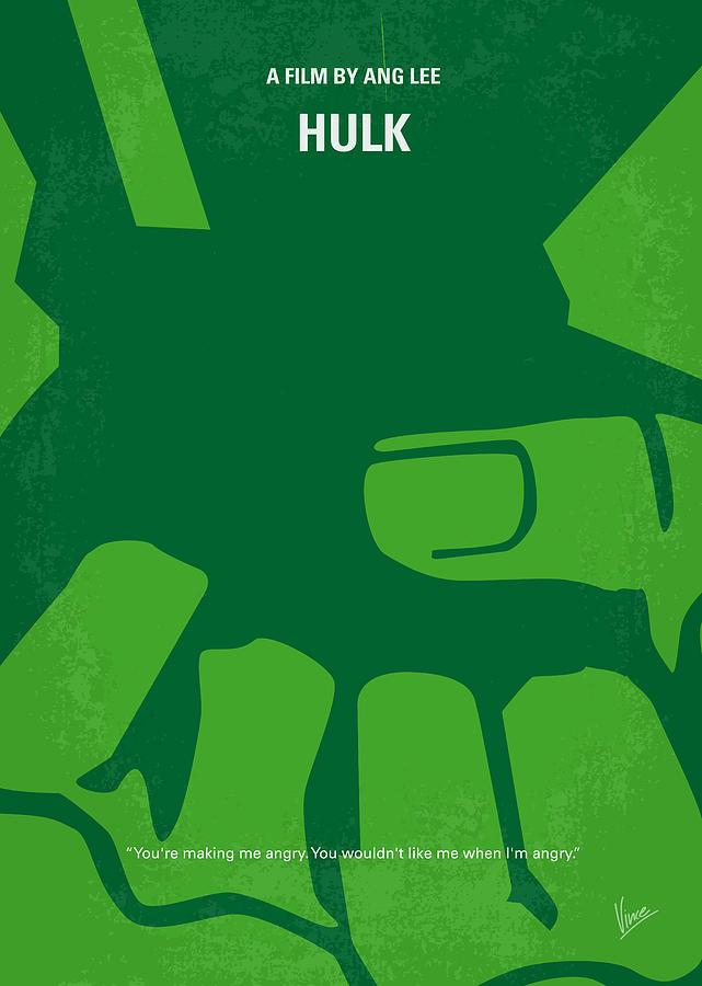 Creative & Alternative Marvel Comic Movie Posters 44