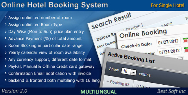 Best Hotel Booking Extensions & Themes 37