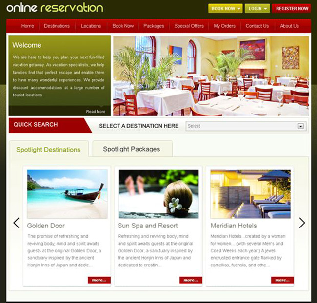 Best Hotel Booking Extensions & Themes 39