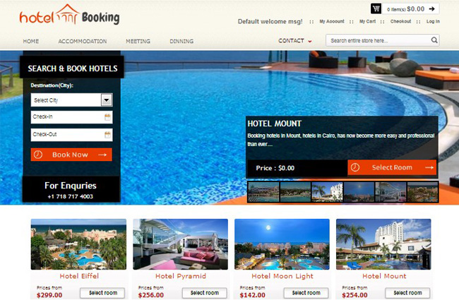Best Hotel Booking Extensions & Themes 42