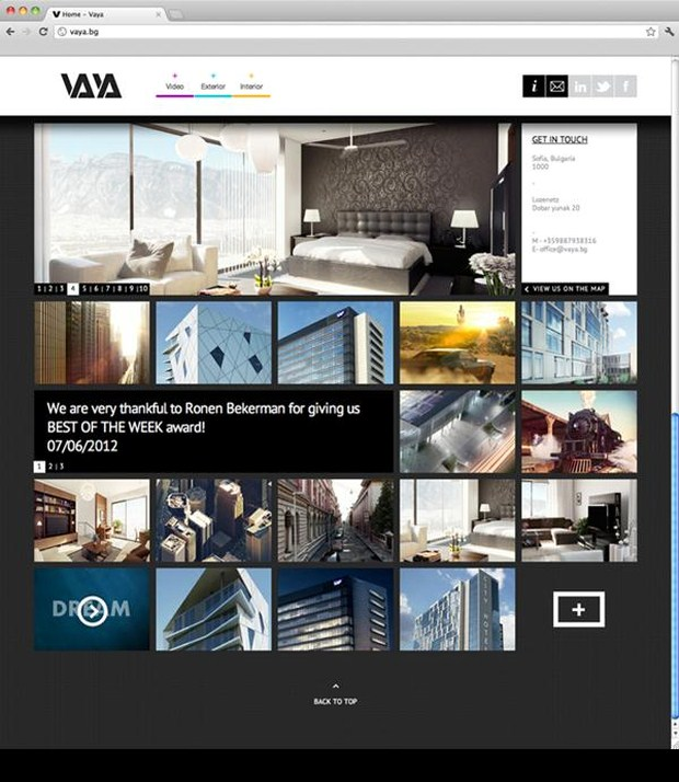 Weekly Web Design Inspiration #15 37