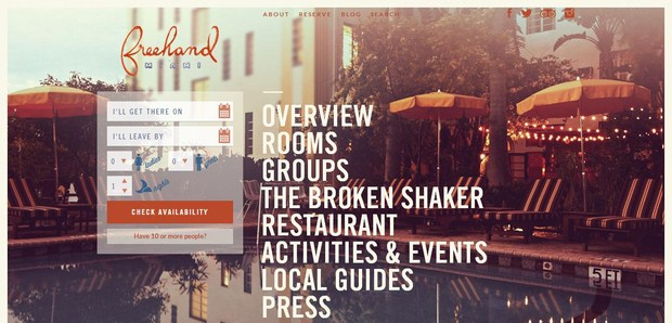 Weekly Web Design Inspiration #16 42