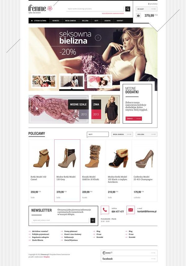 Weekly Web Design Inspiration #15 48
