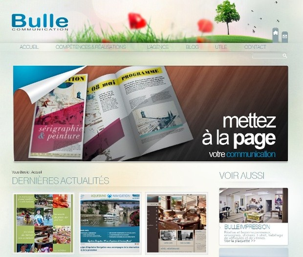 Bulle Communication