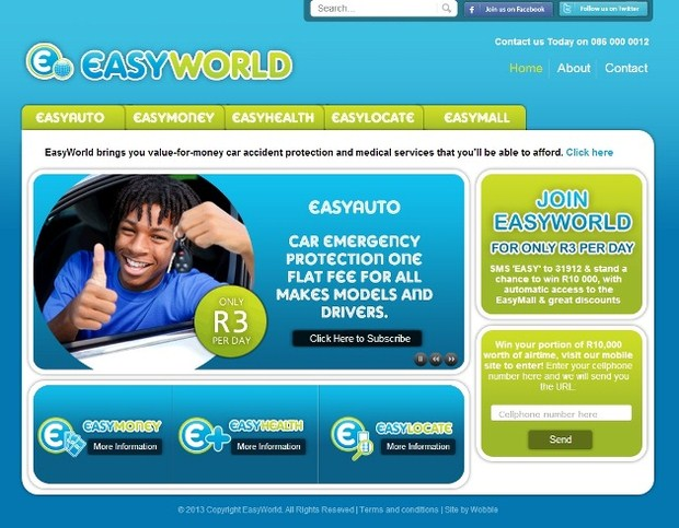 Easy World