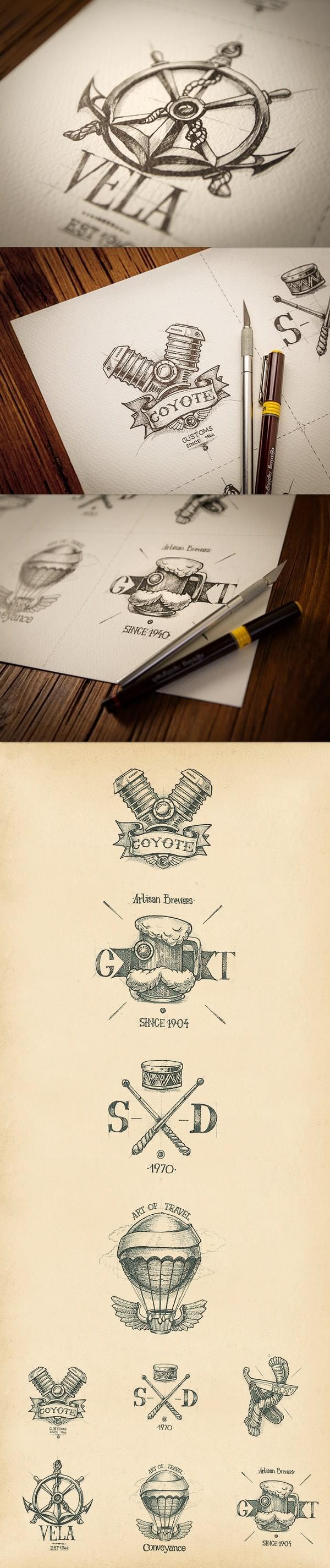 Logo Design Inspiration 01