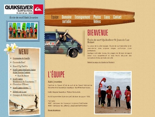 Quiksilver Surfschool