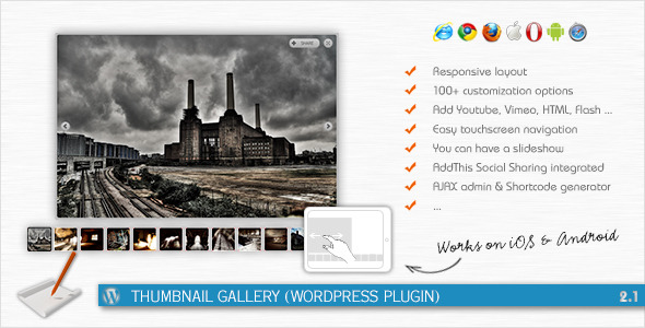Thumbnail WordPress Plugin