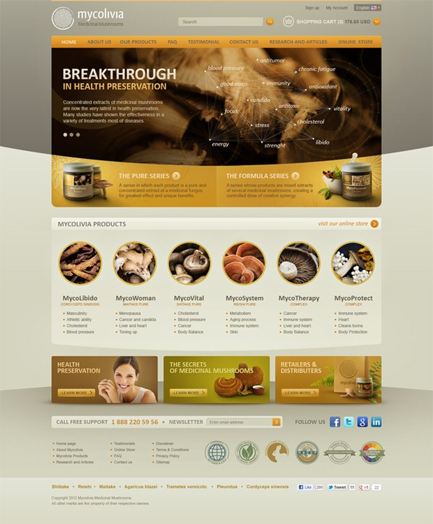 Web Design Inspiration 03