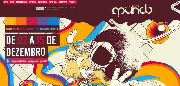 Web Design Inspiration 14
