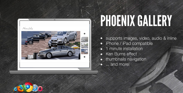 WordPress Media Gallery Plugin