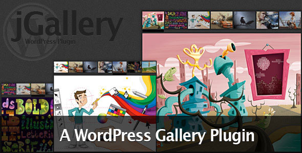 jGallery WordPress Plugin