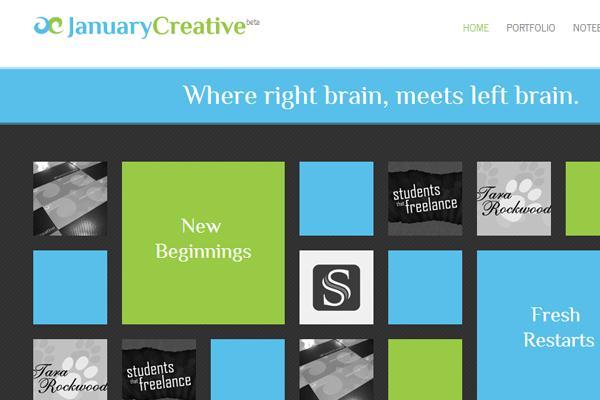 January Creative