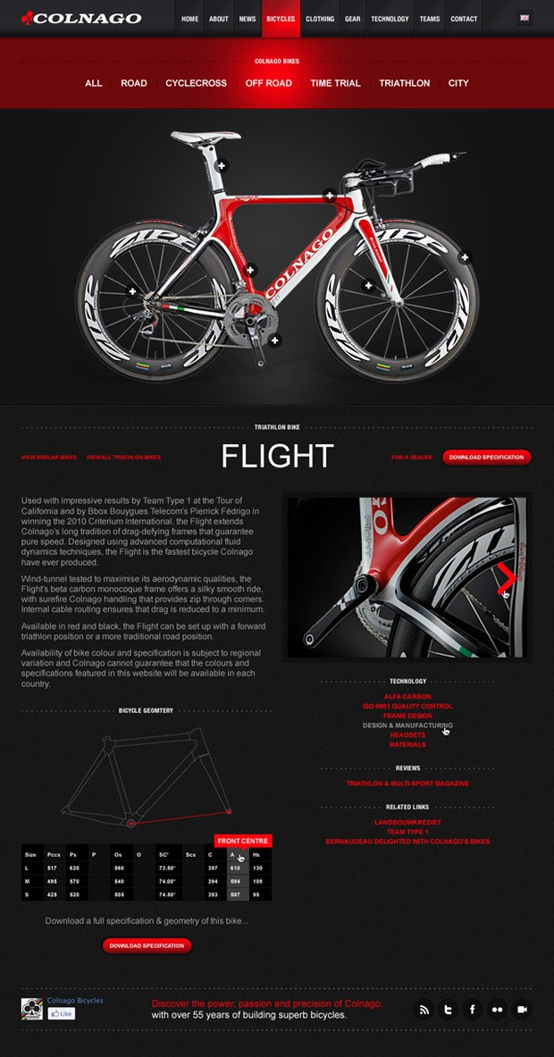 Web Design Inspiration 02