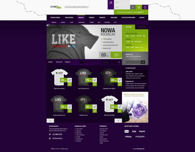 Web Design Inspiration 18
