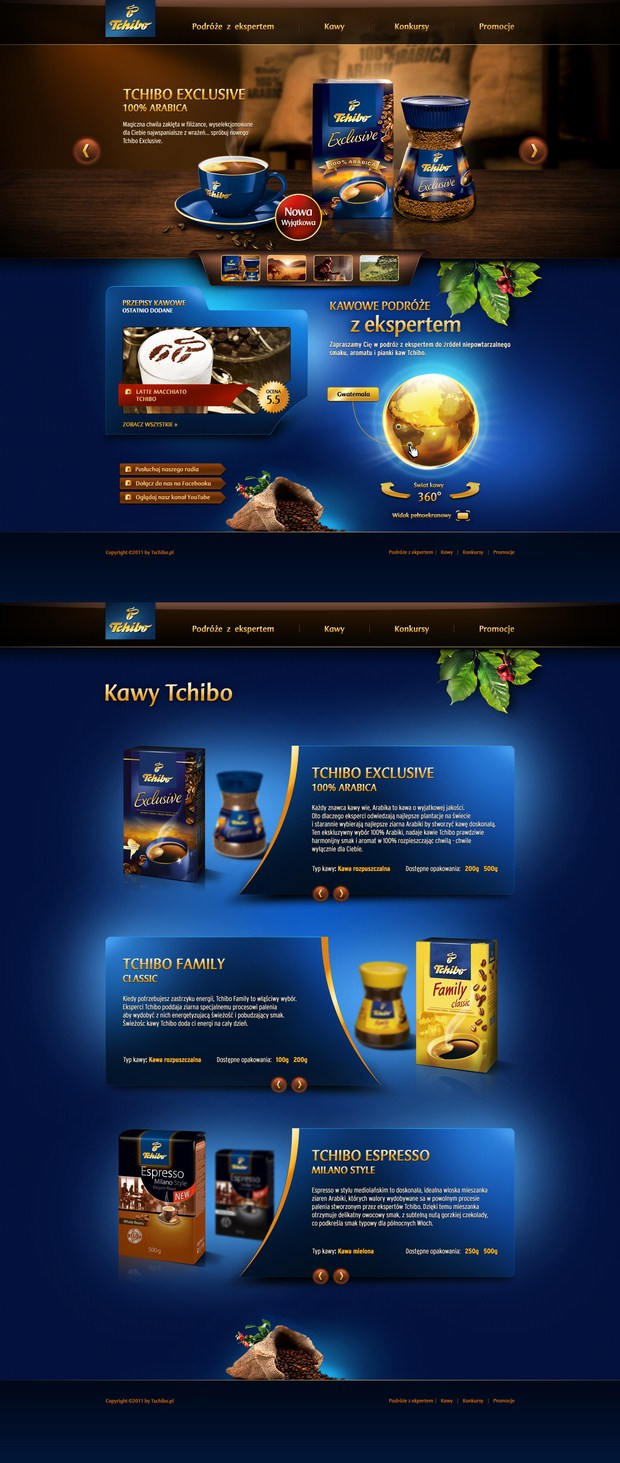 Web Design Inspiration 27