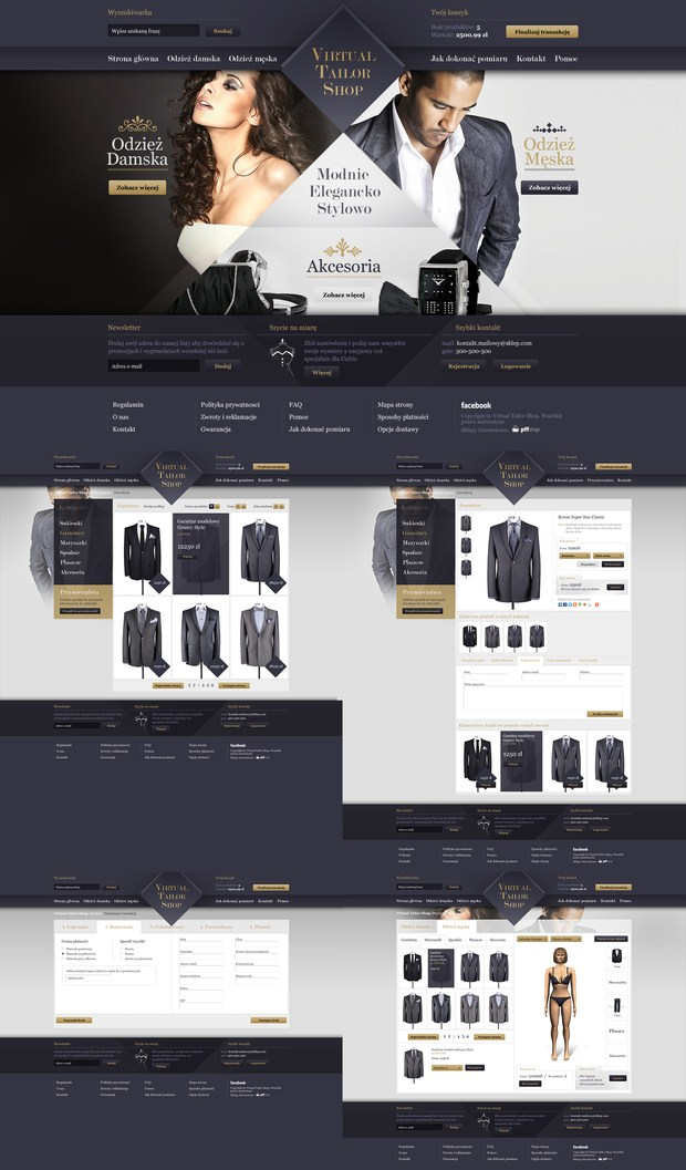Web Design Inspiration 28