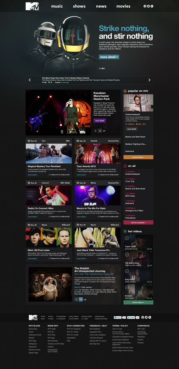 Weekly Web Design Inspiration 04