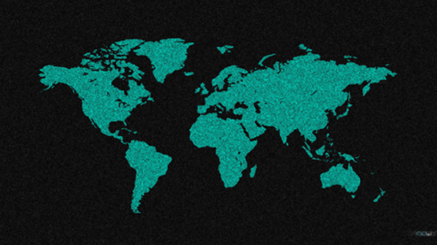 25 Creative World Map Wallpapers For Your Desktop