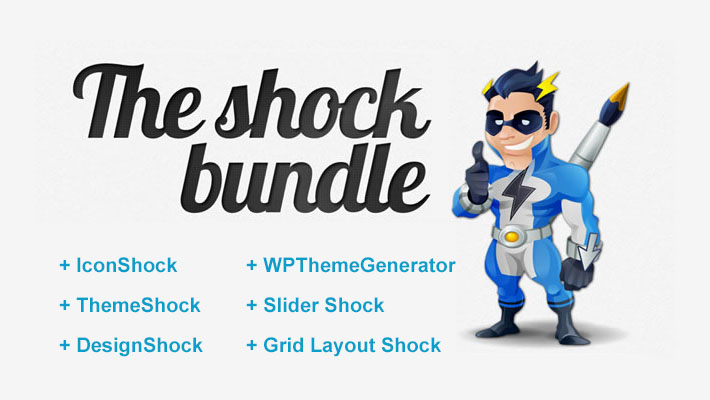 Giveaway: Win 5 licenses of the Shock bundle (ENDED) 2