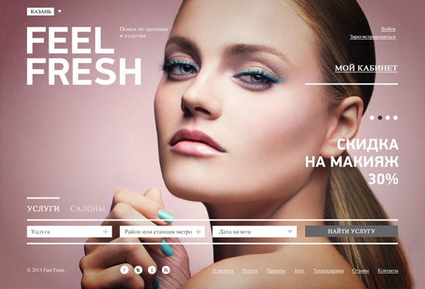 web design inspiration 10