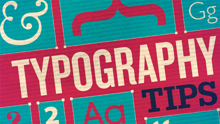 Bold & Justified: The Huge World of Typography - infographic