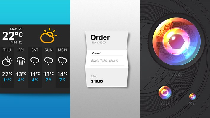 Friday Freebies Free PSD Files