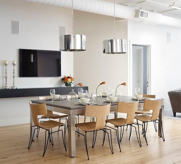 Urban interior design inspiration