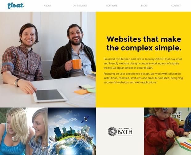 Web design inspiration (2)