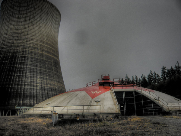 Satsop Nuclear Power Plant
