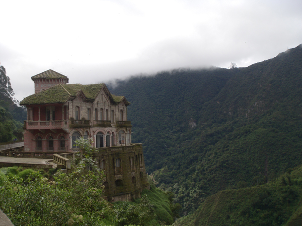 Hotel del Salto or The Haunted Hotel