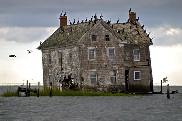The Last House on Holland Island