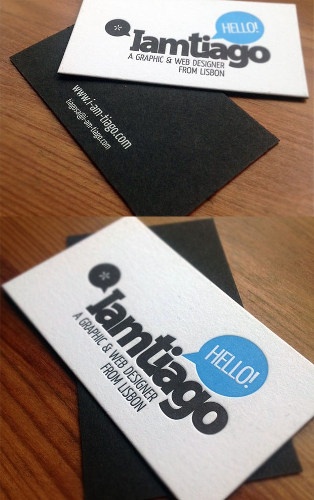 Business Card Design Inspiration  (10)